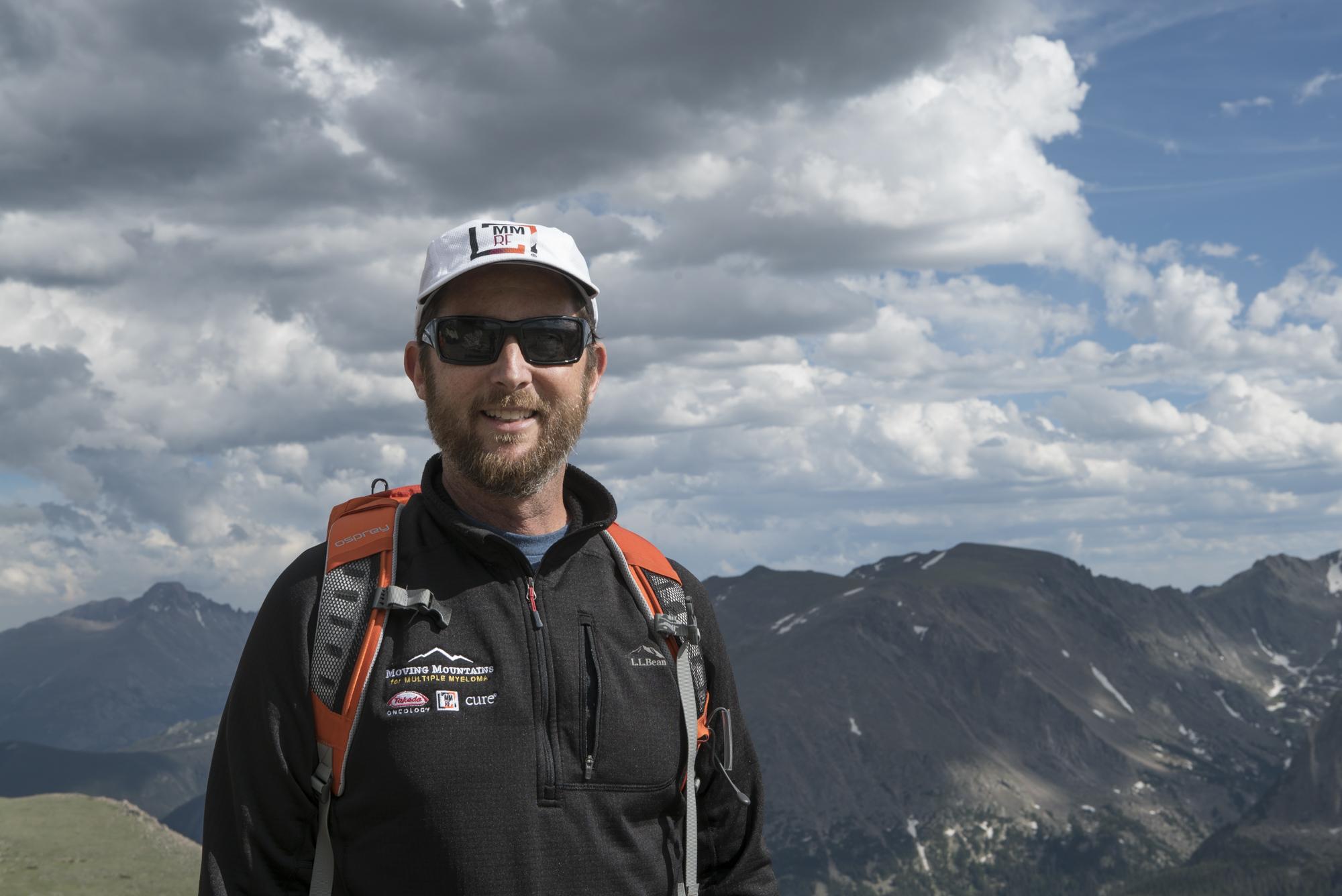 Climbing Mt Kilimanjaro for MMRF: Cure Panelist and Myeloma Survivor Matt Goldman