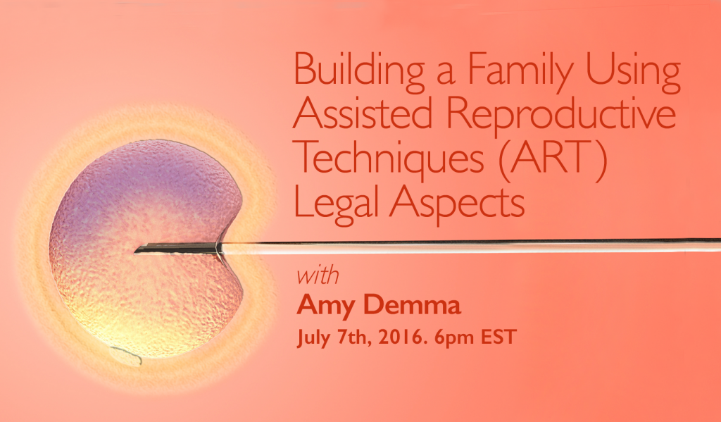 Legal-aspects of ART with Amy Demma