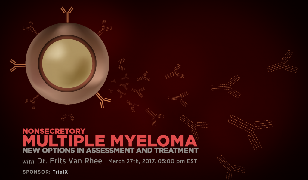 Multiple Myeloma on CureTalks in 2017: CAR T Cell
