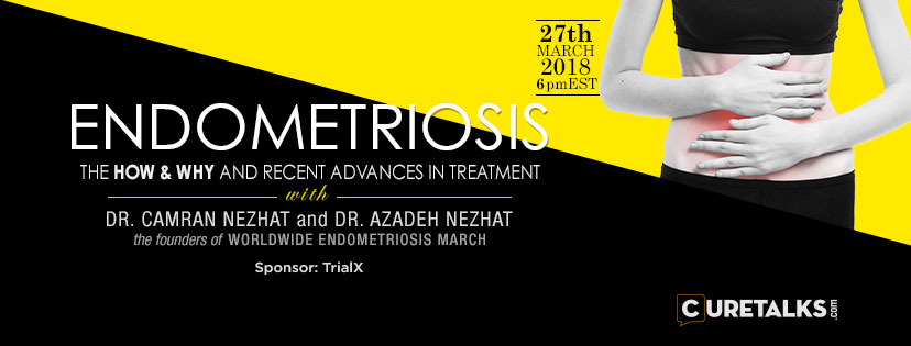 Endometriosis talk poster