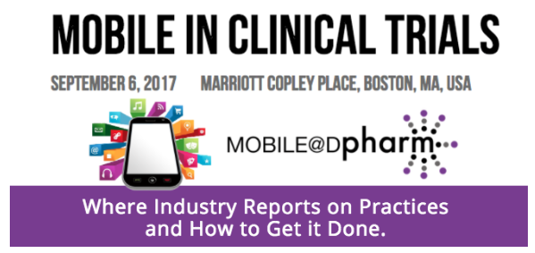 Mobile in clinical trials 2017