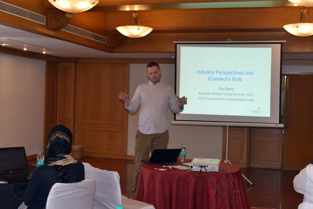 Wes Martz, Associate Director, Clinical Services, WCG